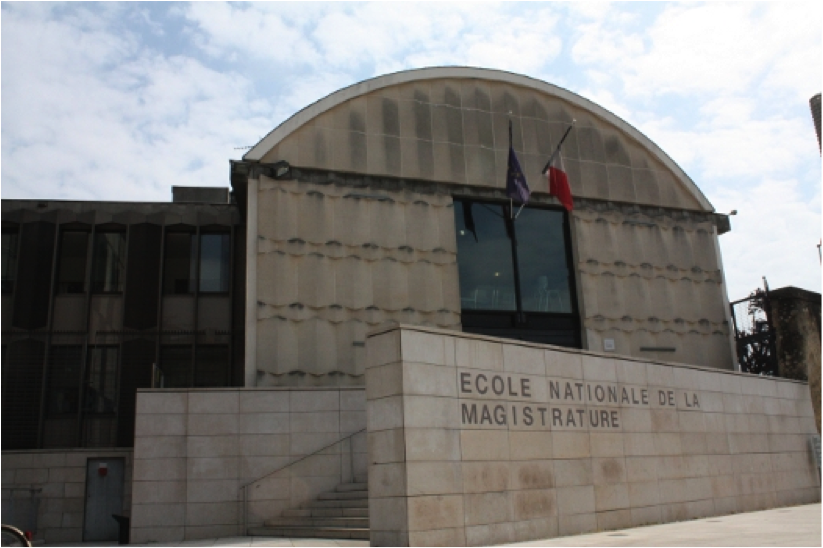 Ecole Nationale Magistrature