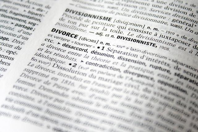 dissertation sur la pacification du divorce